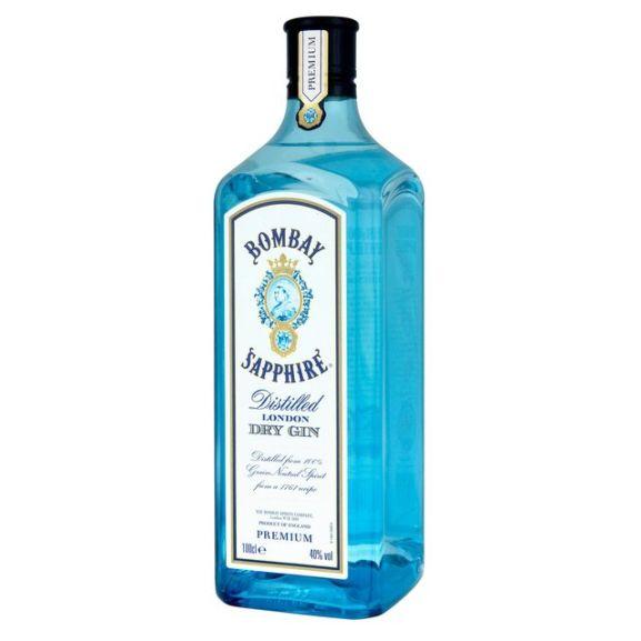 Bombay Sapphire 1 Litre Bottle - £20 Morrisons