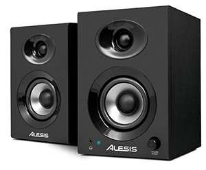 Alesis Elevate 3 Powered Desktop Studio Monitor Speakers 60 Watt £63.95 @ Amazon