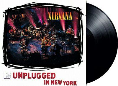 Unplugged In New York - Nirvana (Vinyl) - £8.99 for purehmv members
