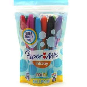 Paper mate ink joy ballpoint pens - Poundland £1