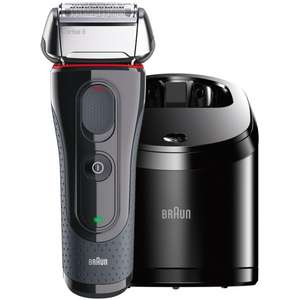 Braun Series 5 5050cc Electric Foil Shaver -with Cleaning station - £66.99 @ Argos (C&C)