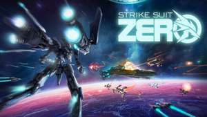 FREE Strike Suit Zero (PC) @ GameSessions