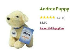 This might be  a Stinker deal, Free Andrex puppy in Waitrose with Andrex Classic Clean toilet rolls /16  with PYO  £6.08