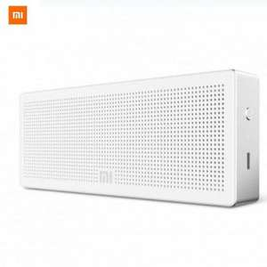 Xiaomi Wireless Aluminium Bluetooth 4.0 Speaker - WHITE - £12.35 delivered (with code) @ Gearbest