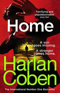 Home (Myron Bolitar) by Harlan Coben Kindle Edition 99p @ Amazon Deal of the Day