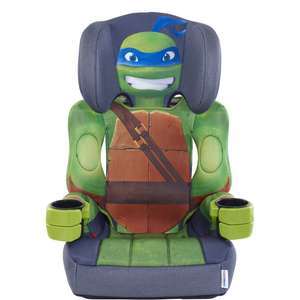TMNT Kids Embrace High Back Booster Car Seat with harness, Group 1-2-3 - now £53.99 @ Tesco direct