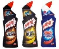 Harpic Power Plus Max - Original and Citrus 750ml all 87p Each Reduced from £1.75 @ Waitrose