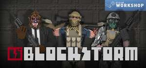 "Free copy of the game ""Blockstorm"" for Steam - Indiegala"