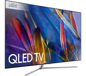 "SAMSUNG 49"" Smart 4K QLED TV - £1229 @ Currys"