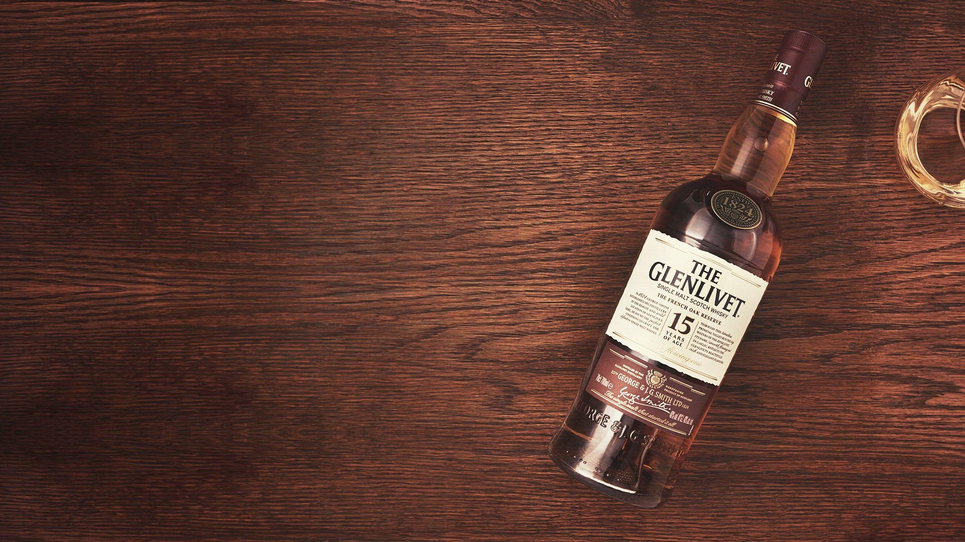 The Glenlivet 15 year old Single Malt Whisky 70cl £33 @ Amazon