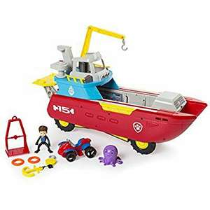 Paw patrol sea patroller £55 from £69.99 @ Amazon