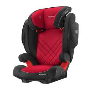 Recaro Monza Nova 2 - Racing Red (Other colours available) was £135.00 now ONLY £119.00 @ Winstanleys Pramworld