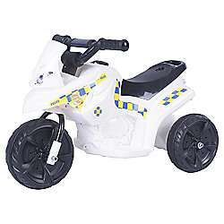 6v Electric Police Ride On - £30 @ Tesco Direct