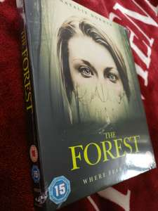 The Forest Blu-ray in poundland, plus more.