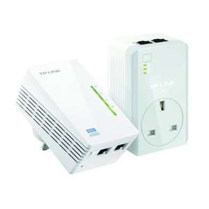 TP-Link TL-WPA4226 AV600 Powerline WiFi Kit  (1Yr Gtee Used) @ Maplin £32.99 C&C