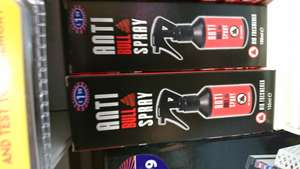 Anti Bull **** spray - £1.99 @ B&M