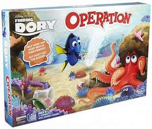 Operation Finding Dory Board Game was £12 now £11 Deliuvered @ Tesco (Fulfilled by The Entertainer)