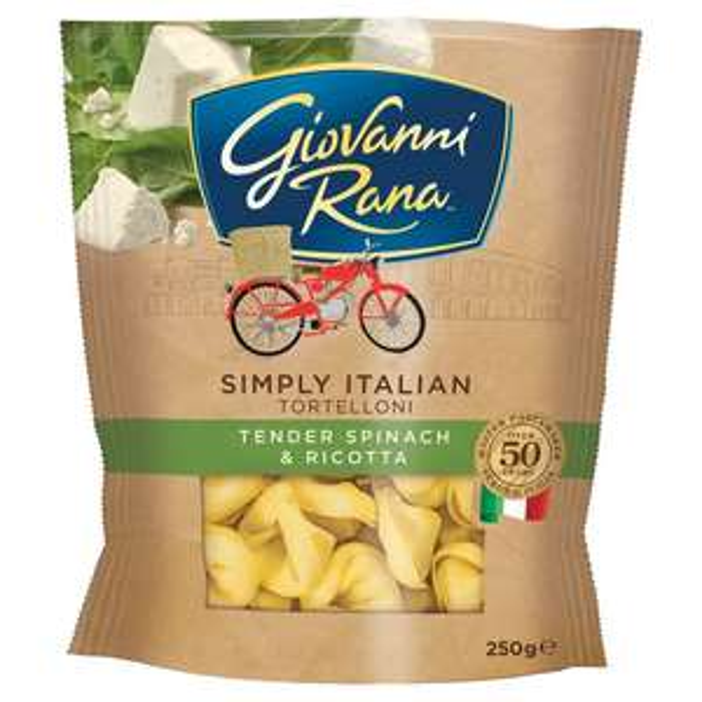 BOGOF OCADO = 2 for £1.99 Giovanni Rana Simply Italian Filled Pasta all varieties