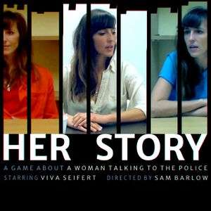 [Steam] Her Story - 99p - Steam Store