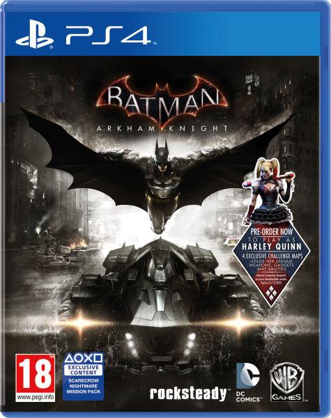"""Batman: Arkham night now £14.99 @Zavvi as part of """"Batman Day."""""""