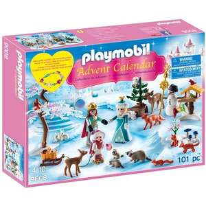 Back IN STOCK: Playmobil Advent Calendars (was £19.99) Now £14.99 each C+C @ Asda