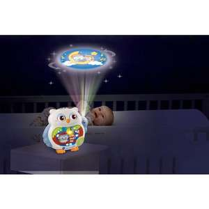 Vtech Sleepy Owl Nightlight £25 Reduced from £35.97 @ George C+C