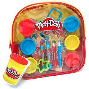 play doh activity backpack £5 asda.