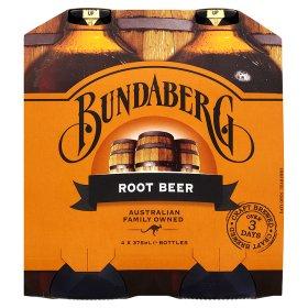 Bundaberg Root Beer 4 x 375ml  £3 @ Asda
