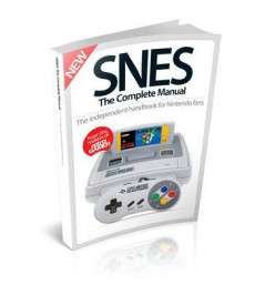 "SNES ""BOOKAZINE"" ONLY £5 (RRP £9.99) IN TIME FOR SNES MINI LAUNCH @ My Favourite Magazines"