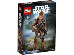 LEGO STAR WARS 75530 - Chewbacca buildable Figure £19.99 @ Tesco