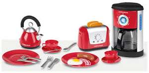 Casdon Morphy Richards Kitchen Set £9.00 Reduced from  £14.97 @ George