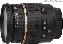Tamron SP AF 17-50mm f/2.8 XR Di-II LD Lens - Nikon Mount  £147.24  eglobal with code