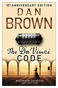 6 Dan Brown Kindle Books 99p EACH (Individual links to each book in description) @ Amazon Deal of the Day