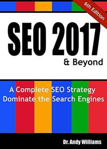 SEO 2017 Free on Kindle @ Amazon