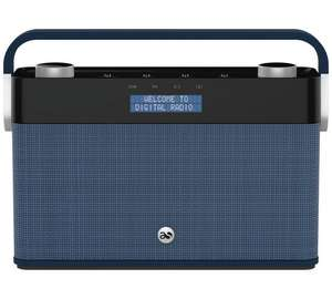 Acoustic Solutions DAB Radio (Denim) - now £19.99 (RRP £69.99) @ Argos