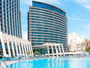 From Manchester: 17-24 December 7 Night Half Board Benidorm £149.99pp Inc luggage, transfers, flights & hotel @ Thomas Cook