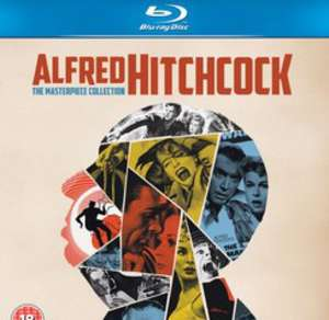 "Alfred Hitchcock: The Masterpiece Collection (Blu Ray) ""23.39 with code @ Zavvi"
