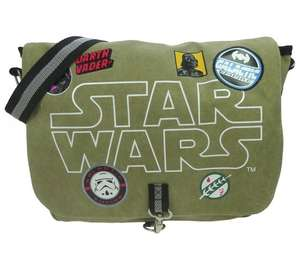 Star Wars Messenger Bag now £9.99 @ Argos