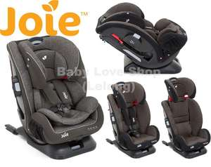 Joie Every Stage FX Group 0+/1/2/3 ISOFIX Car Seat @ Kiddies Kingdom £198.67 using code