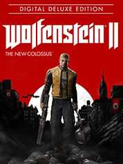 Wolfenstein II PC - £41.18 @ green man gaming DELUXE with Season pass