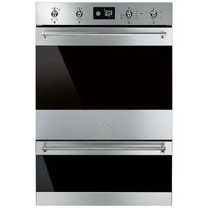 Smeg built in double oven £465.97 from John Lewis