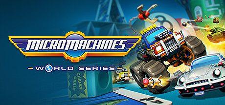 Cd keys Micro Machines - £7.99