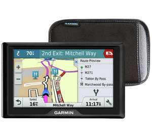 Garmin Drive 50LM 5 Inch Europe Lifetime Maps & Case - £89.99 @ Argos