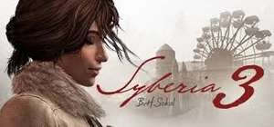 Syberia 3 cd keys £7.99