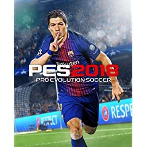 PES 2018 for PC steam key £20.89 with 5% discount at cdkeys
