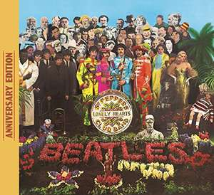 The Beatles - Sgt. Pepper's Lonely Hearts Club Band box set now £79.99 @ Amazon
