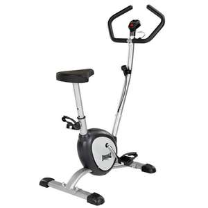 Lonsdale exercise bike £39.99 plus £4.99 deliverey at sportsdirect was 79.99
