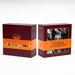 George Harrison 18 LP Vinyl Collection Amazon £199.99