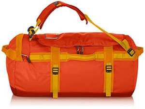 The North face base camp medium duffel in orange £40.92 @ Amazon