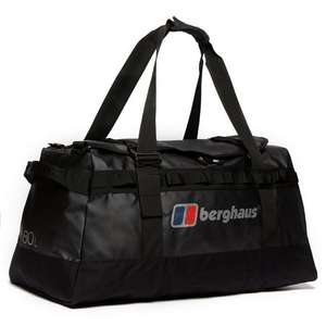 Berghaus  80 l waterproof and heavy duty .HALF PRICE £47.50 @ Blacks